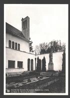 Sorée - Noviciat Des Moniales Bernardines Réparatrices - La Statue St. Bernard Et Le Clocher - Gesves