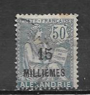 Colonie  Timbre D'Alexandrie De 1925 N°71 Oblitéré - Gebraucht