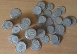 France Lot De 84 Monnaies / Jetons De Nécessité De Villes - 1916 à 1930 - Aluminium - Dont St Malo Tramway - Voir Détail - Monétaires / De Nécessité