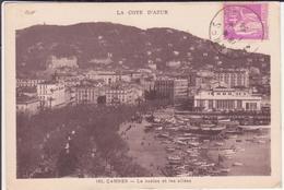 CPA - 160. CANNES Le Casino Et Les Allées - Cannes