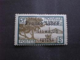 TIMBRE FRANCE LIBRE  N°96 WALLIS ET FUTUNA X - Wallis-Et-Futuna