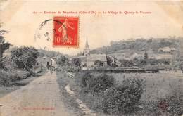 21-QUINCY-LE-VICOMTE- ENVIRONS DE MONTBARD-  LE VILLAGE - France
