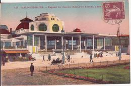 CPA -  111. MALO LES BAINS Façade Du Casino - Malo Les Bains