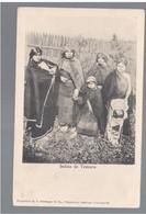CHILE Indias De Temuco Ca 1910 OLD POSTCARD 2 Scans - Cile