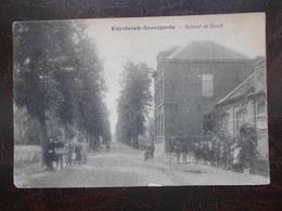 Ruysbroeck - Sauvegarde    School En Dreef - Belgique
