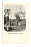 Hougomont - Puits Et Porte Du Nord - Braine-l'Alleud