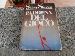 Padrona Del Gioco - Sidney Sheldon - Books, Magazines, Comics
