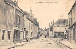 21- LAIGNES-RUE DU BOURG - France
