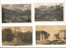 Lot De 1000 CPA, CPSM Et CPM .Autriche ,parfait état ,Voyagé Et Non Voyagé - Cartes Postales