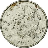 Monnaie, Croatie, 20 Lipa, 2011, TB, Nickel Plated Steel, KM:7 - Croatie