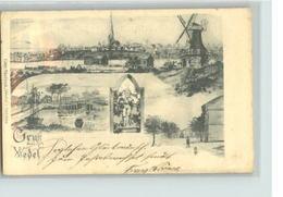 40156947 Wedel Wedel Hafen Marktplatz X 1900 - Allemagne