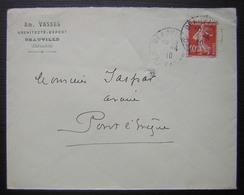 Deauville 1910 Am Vassel Architecte Expert  (Calvados) - 1877-1920: Période Semi Moderne