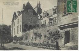 72 ( Sarthe ) - BEAUMONT LA CHARTRE - Chateau De La Marcelliere - Beaumont Sur Sarthe