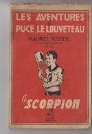 Les Aventures De Puce Le Louveteau - Scoutisme