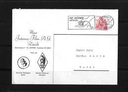 HEIMAT ZÜRICH → Neue Interna Film A.G. Zürich 1943 - Suisse