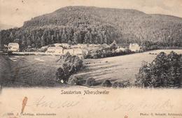 ALBERSCHWEILER - SANATORIUM - Other Municipalities