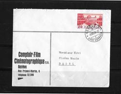 HEIMAT GENÈVE / GENF → Comptoir-Film Cinématographique S.A. Genève 1938 - Schweiz