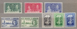 MALTA Mint Complete Sets MH (*) Look Scan #23162 - Malta (...-1964)