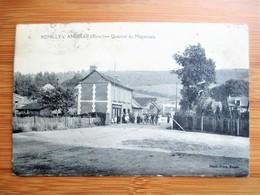 RARE !!!!!!!!!!!!! Romilly-sur-Andelle, Quartier Du Maconnais - Voyagé En 1926 - France