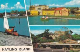 HAYLING ISLAND. MULTI VIEW - England