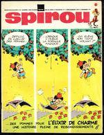 "SPIROU N° 1575  -  Année 1968 - Couverture "" FOUFI "" De KIKO. - Spirou Magazine"