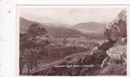 BRAEMAR FROM CRAIG CHOINNICH - Aberdeenshire