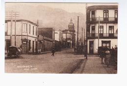 CHILE Antofagasta Calle Sucre 1929 OLD PHOTO POSTCARD 2 Scans - Cile