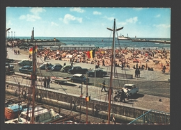 Oostende - Klein Strand - Vintage Car / Auto - VW Kever / Käfer / Coccinelle - Mini Cooper - Citroën DS, ... - Oostende