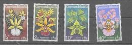 Serie De Islas Caimán Nº Yvert 289/92 ** - Caimán (Islas)
