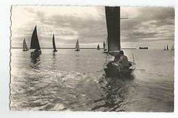 62 CPSM Boulogne Sur Mer Les Voiliers N°2644 - Boulogne Sur Mer