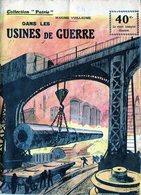 """Rare Collection """"Patrie"""". Rouff. Guerre 1914-1918. N° 24 Dans Les Usines De Guerre 1917 - Guerre 1914-18"""