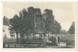 Vilvorde Nouveau Boulevard Et Monument W Tyndall - Vilvoorde Nieuwe Laan - Vilvoorde