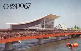 """MONTREAL """"Expo67"""" Pavillon De L'Union SOVIETIQUE""""  Non-écrite  Voir Scans  Scans - Montreal"""