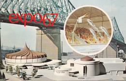 "MONTREAL ""Expo67"" Pavillon ALCAN  Non-écrite  Voir Scans  Scans - Montreal"