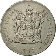 Monnaie, Afrique Du Sud, 50 Cents, 1975, TTB, Nickel, KM:87 - Afrique Du Sud