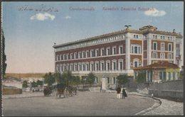 Kaiserlich Deutsche Botschaft, Constantinople, C.1910 - JPM AK - Turkey
