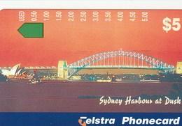 Australia - 1996 Tourism - Sydney Harbour Bridge - A960332 - Australia