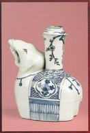 NL. Zeeuws Museum. KENDI Of WATERKRUIK. Porselein China. 1590-1600. Foto: Ivo Wennekes - Museum