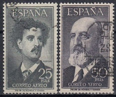 ESPAÑA 1955/1956 Nº 1164/65 USADO - 1931-Aujourd'hui: II. République - ....Juan Carlos I