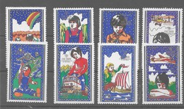 Serie De Corea Nº Yvert 1913/20 ** - Corea Del Norte