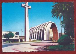 CL.- CHILLAN. Catedral. CHILI. CHILE. Foto: J. Quezada - Chile