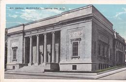 "MONTREAL +/- 1910  ""Art Gallery- Galerie Des Arts ""    Voir Scans - Montreal"