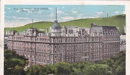 """MONTREAL +/- 1910  """"Windsor Hotel- Hôtel WINDSOR """"    Voir Scans - Montreal"""