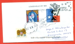 United States 2014.Musique. The Envelope Is Really Past Mail. - United States