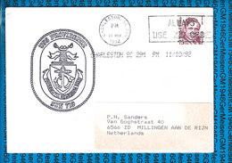 USA Cover US Navy / USS Providence SSN-719 - Etats-Unis