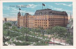 """MONTREAL +/- 1910  """" WINDSOR Hotel- Hôtel Windsor """" """"    Voir Scans - Montreal"""