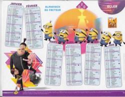 Almanach Du Facteur 2018 - Calendarios