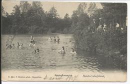 Heide-Calmpthout - Zwemdok - F.Hoelen Phot. - 1907 - Kalmthout