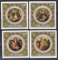 Cook Islands Yv BF 161/64 Christmas 1985, (Botticelli)  ** Mnh - Cook