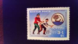 Hongrie Hungary 1967 Pêche Fishing Yvert 1916 ** MNH - Ungarn